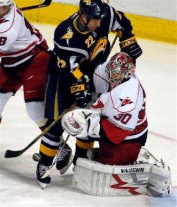 Hurricanes Sabres Hockey