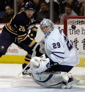Maple Leafs Sabres Hockey