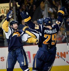 Panthers Sabres Hockey