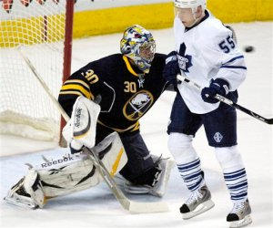Maple Leafs Sabres Hockey
