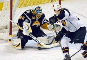 Thrashers Sabres Hockey