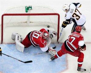 Sabres Hurricanes Hockey