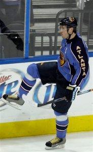 Sabres Thrashers Hockey