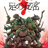 """TMNT: Secret History of the Foot Clan"" Interview with Mateus Santolouco & Erik Burnham"