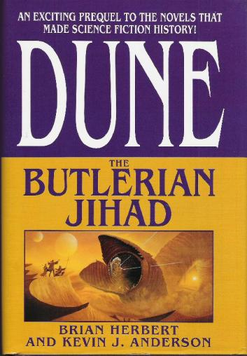 """Dune: The Butlerian Jihad"" Novel Review"