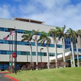 Maui Memorial Medical Center in Wailuku, where Pam was born in 1986 when it was called Maui Memorial Hospital.