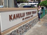 Kahului Town Terrace -- where Pam lived with her mom in the late 90s and early 2000s.